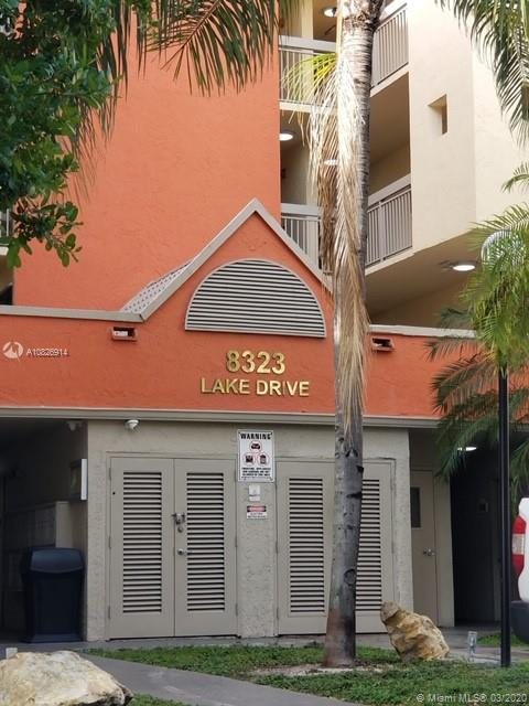 8323  Lake Dr #201 For Sale A10826914, FL