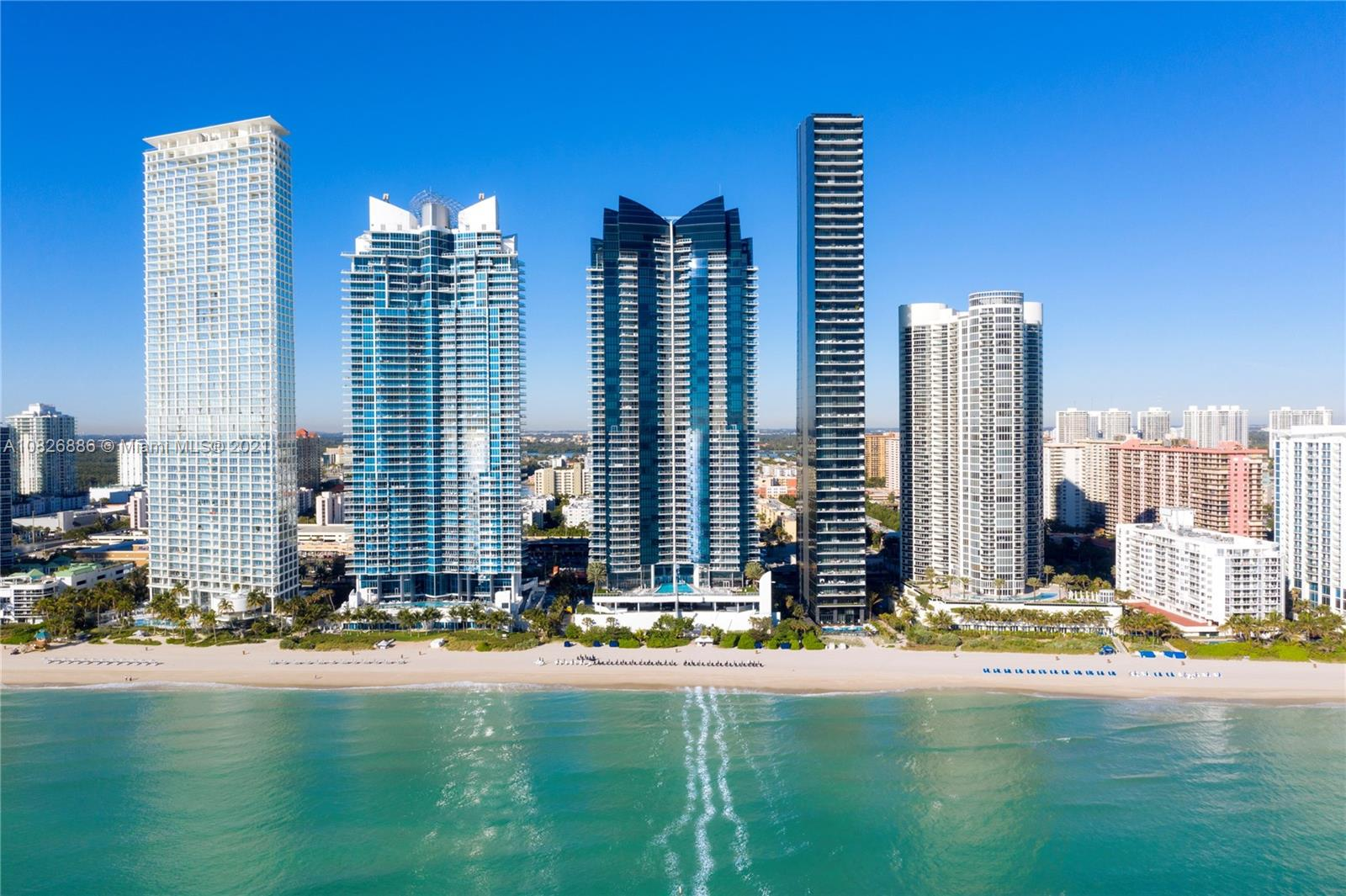 17121  Collins Ave #3905/3904 For Sale A10826886, FL
