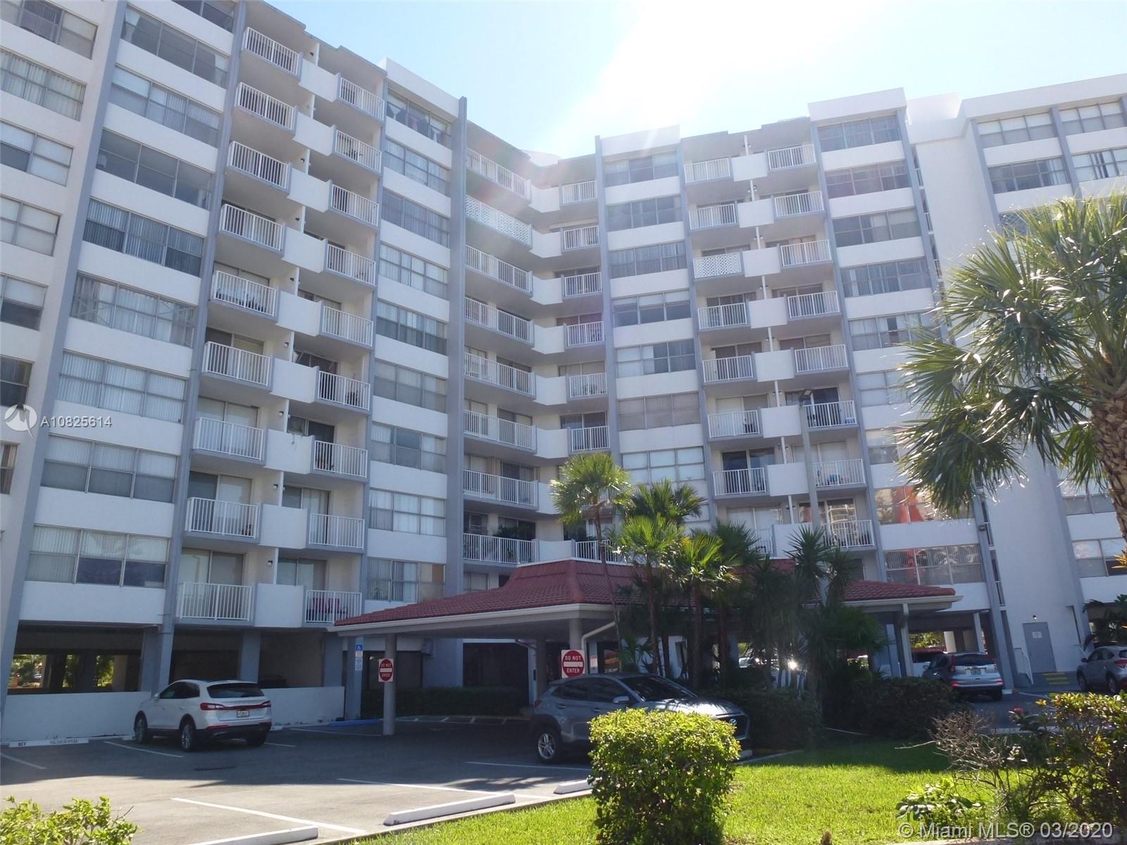 1200 NE Miami Gardens Dr #912W For Sale A10825614, FL