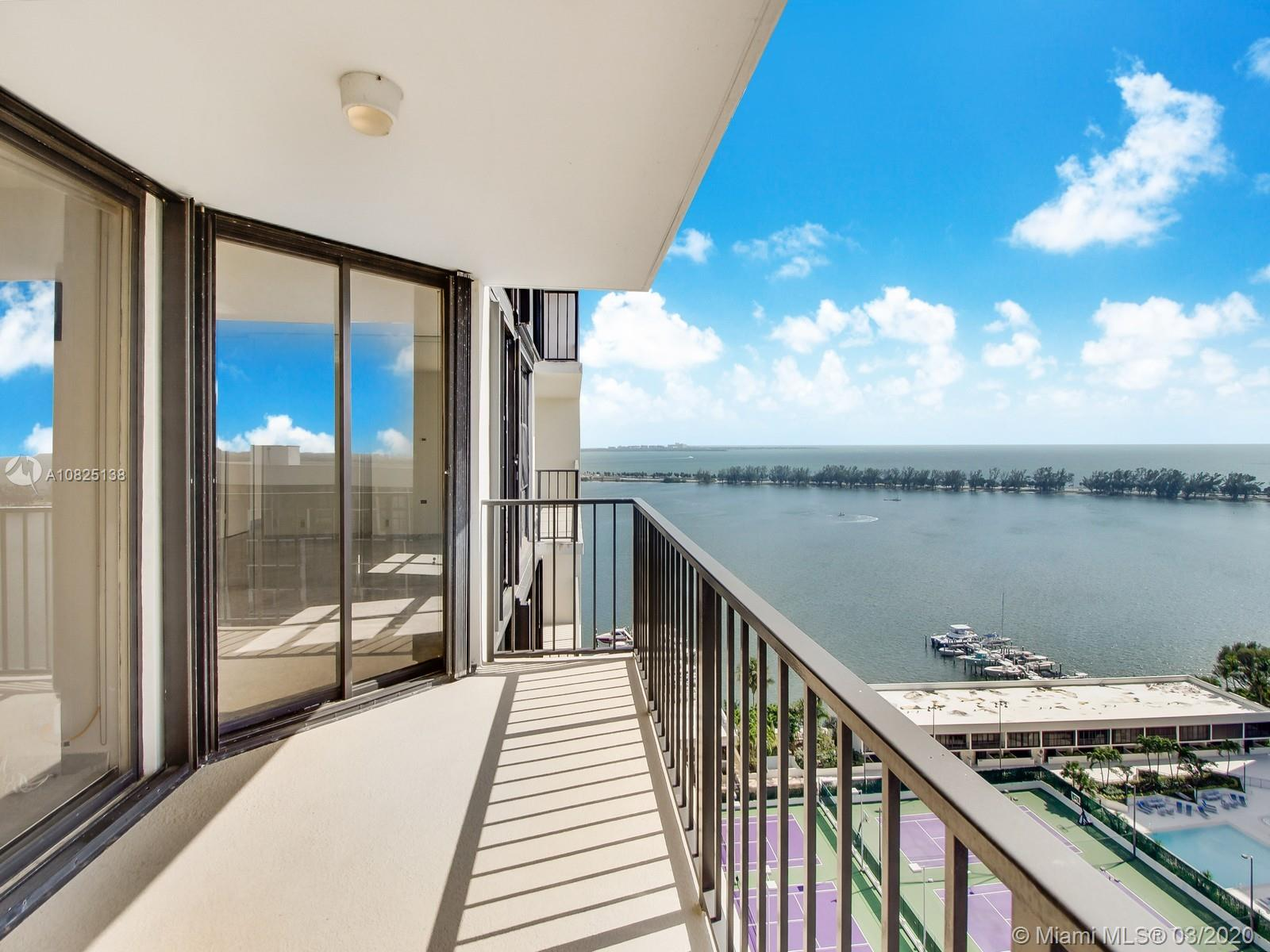 1901  Brickell Ave #B2004 For Sale A10825138, FL