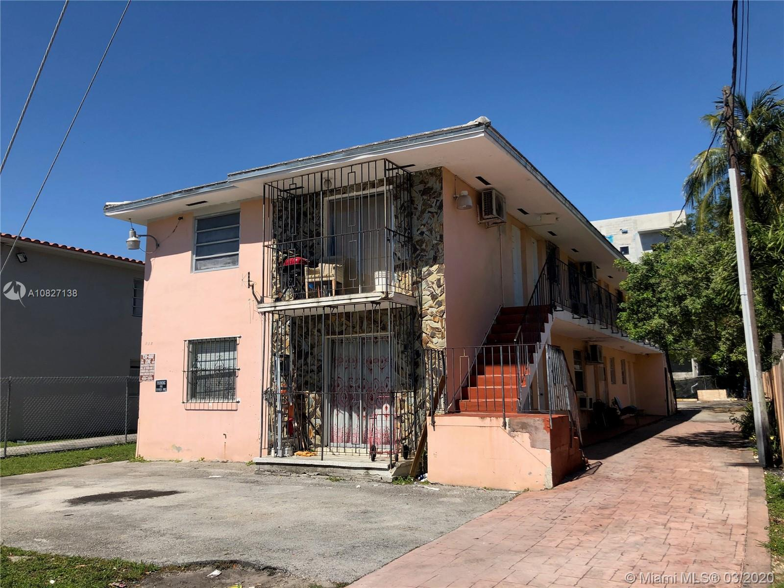 835 SW 3rd St  For Sale A10827138, FL