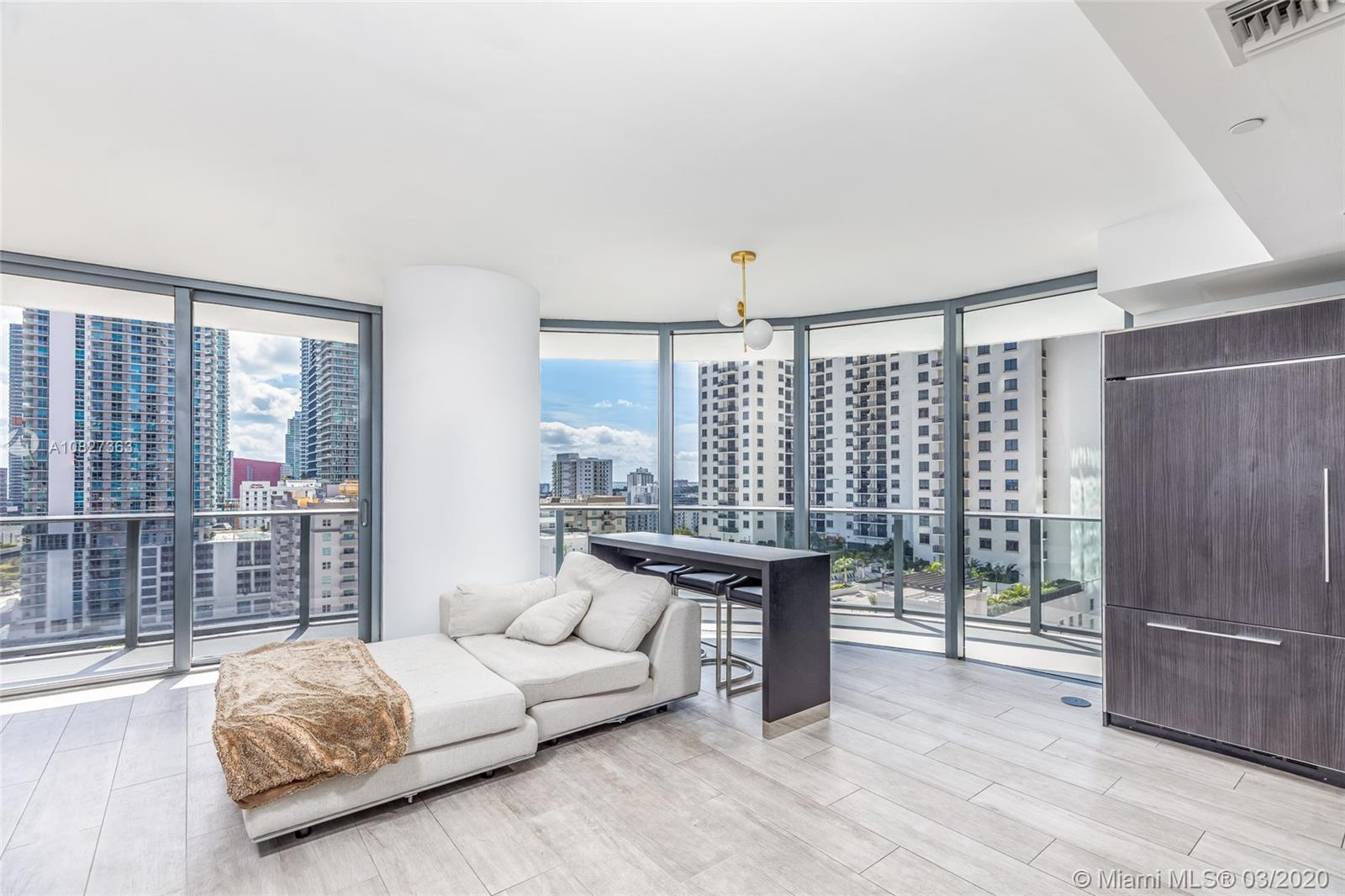45 SW 9th St #1406 For Sale A10827363, FL
