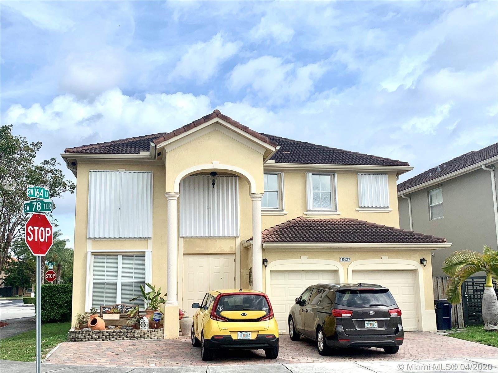 16437 SW 78th Ter, Miami, FL 33193