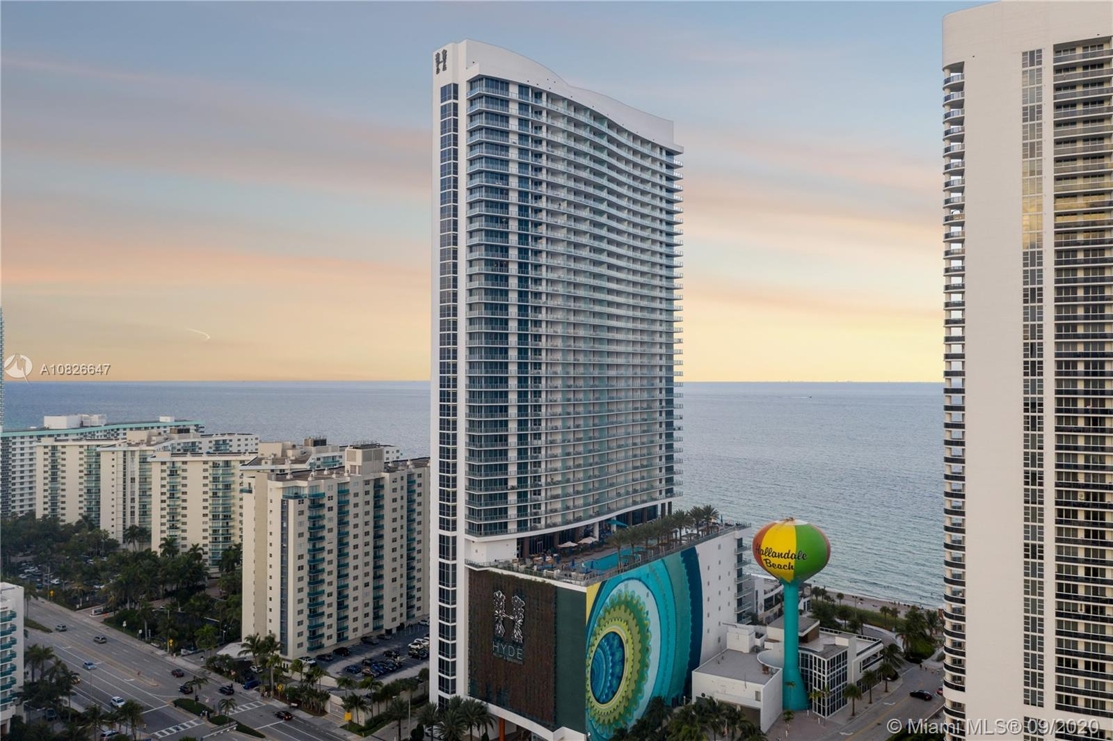 4111 S Ocean Dr #2301 For Sale A10826647, FL