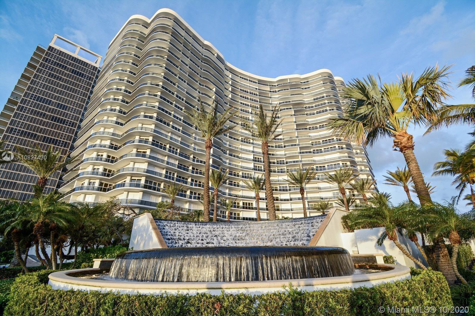 9601  Collins Ave #1608 For Sale A10827430, FL