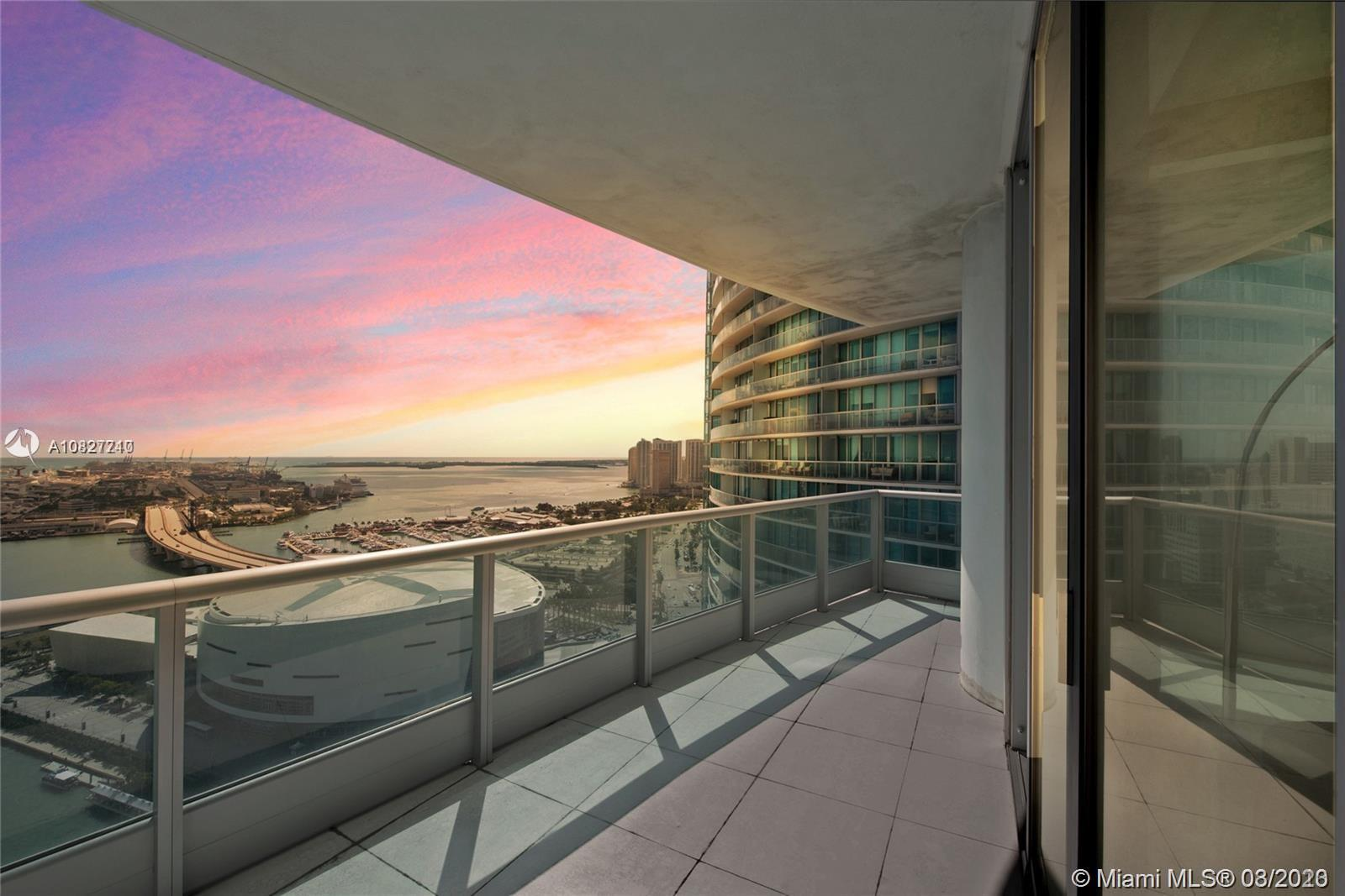 900  Biscayne Blvd #3501 For Sale A10827710, FL