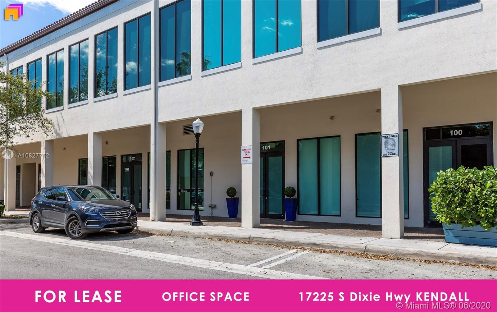 17225 S Dixie Hwy #101 For Sale A10827762, FL
