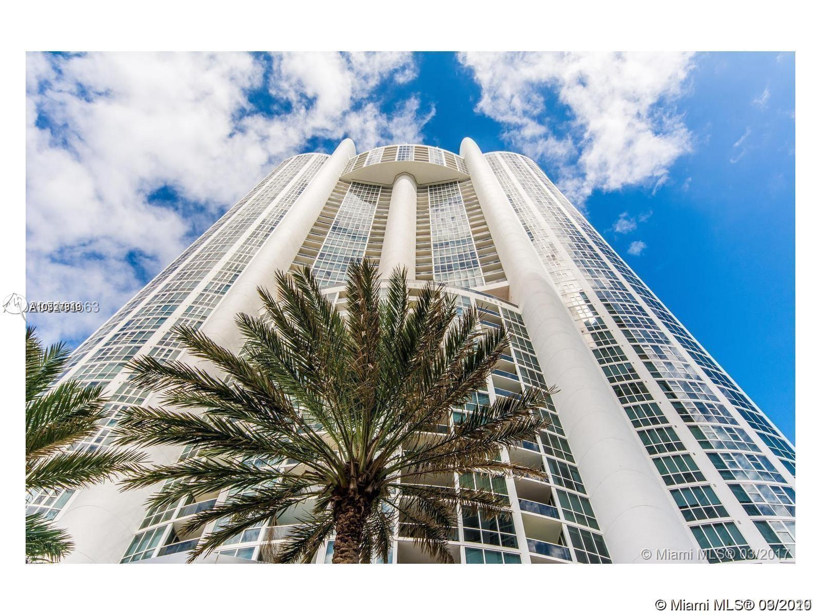 FIVE STAR LUXURY  BEAUTIFUL TRUMP ROYALE.  1BR/1.5BA UNIT WITH INTRACOASTAL AND OCEAN VIEWS IS READY FOR YOU TO EXPERIENCE SUNNY ISLES BEACH! MARBLE FLOORS, STAINLESS STEEL APPLIANCES,CUSTOM CLOSETS, SPA SERVICE, 3 POOLS, JACUZZI, TENNIS COURTS, VALET PARKING 24HRS, 5 STAR HOTEL SERVICES & AMENITIES.