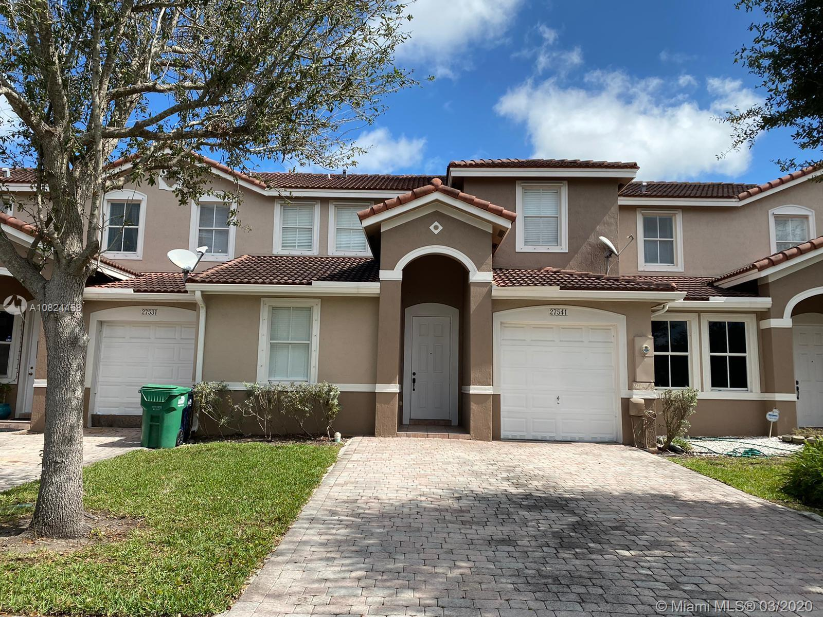 27541 SW 138th Ave  For Sale A10824458, FL