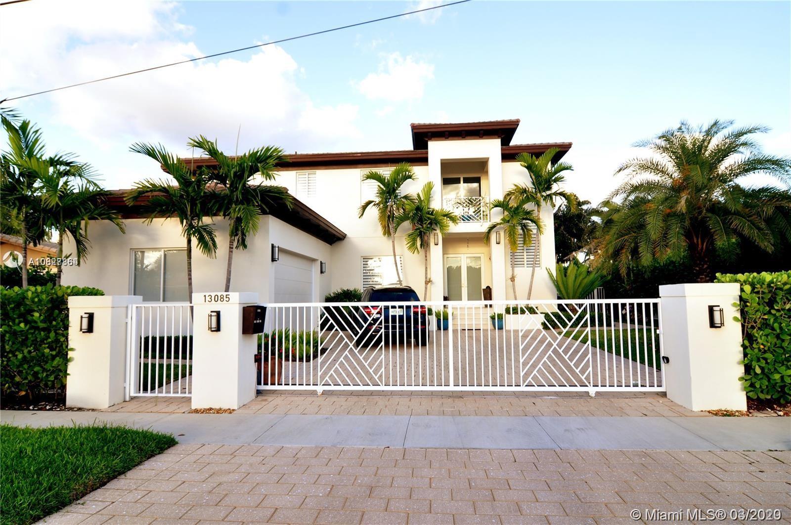 13085 Ortega Ln, North Miami, FL 33181