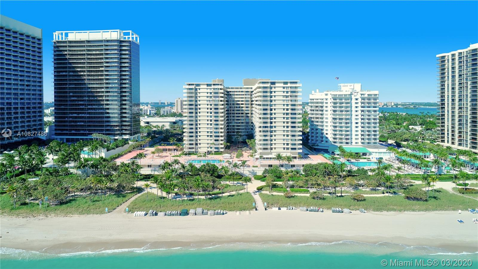 9801  Collins Ave #8T For Sale A10827486, FL