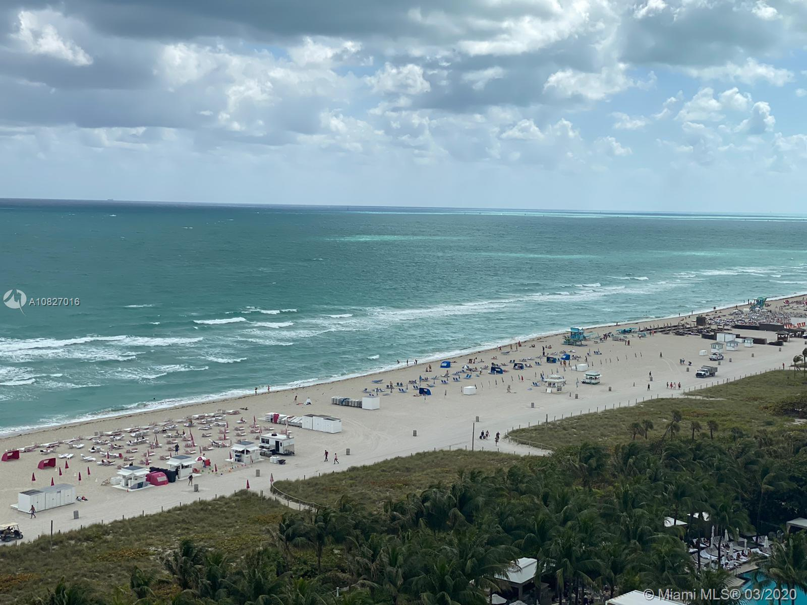 2301  Collins Ave #1506 For Sale A10827016, FL