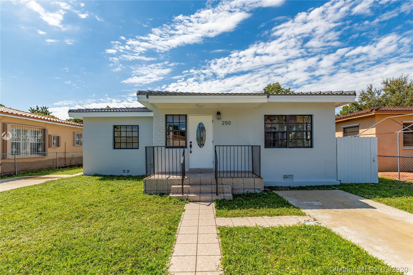 250 NW 62nd Ave, Miami, FL 33126