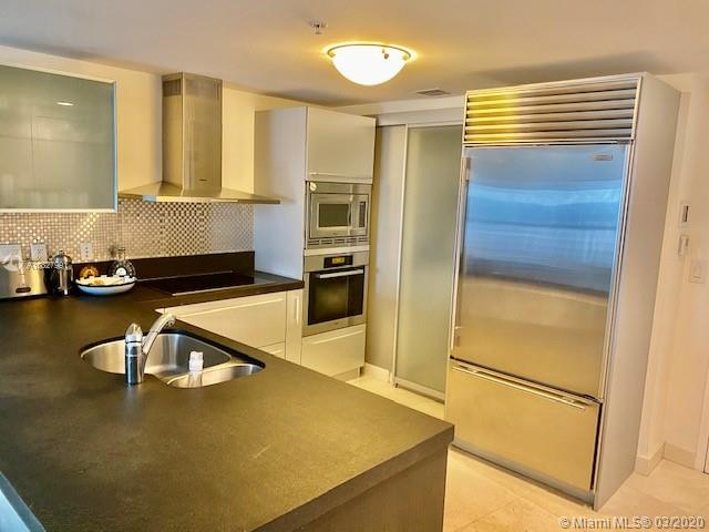 BEAUTIFUL FULLY FURNISHED PENTHOUSE UNIT. MARBLE FLOORS THROUGHOUT, FULLY EQUIPPED EUROPEAN KITCHEN, WASHER AND DRYER ARE INSIDE THE UNIT. OCEAN AND CITY INTRACOASTAL VIEWS. LOCATED IN THE HEART OF SUNNY ISLES BEACH. TRUMP STYLE LIVING WITH HEATED POOL, BLISSFUL SPA, FULLY EQUIPPED FITNESS CENTER, TENNIS COURTS, BEACH ACCESS, AND CONCIERGE SERVICES AVAILABLE ON SITE. LIVING AREA 920 SQFT