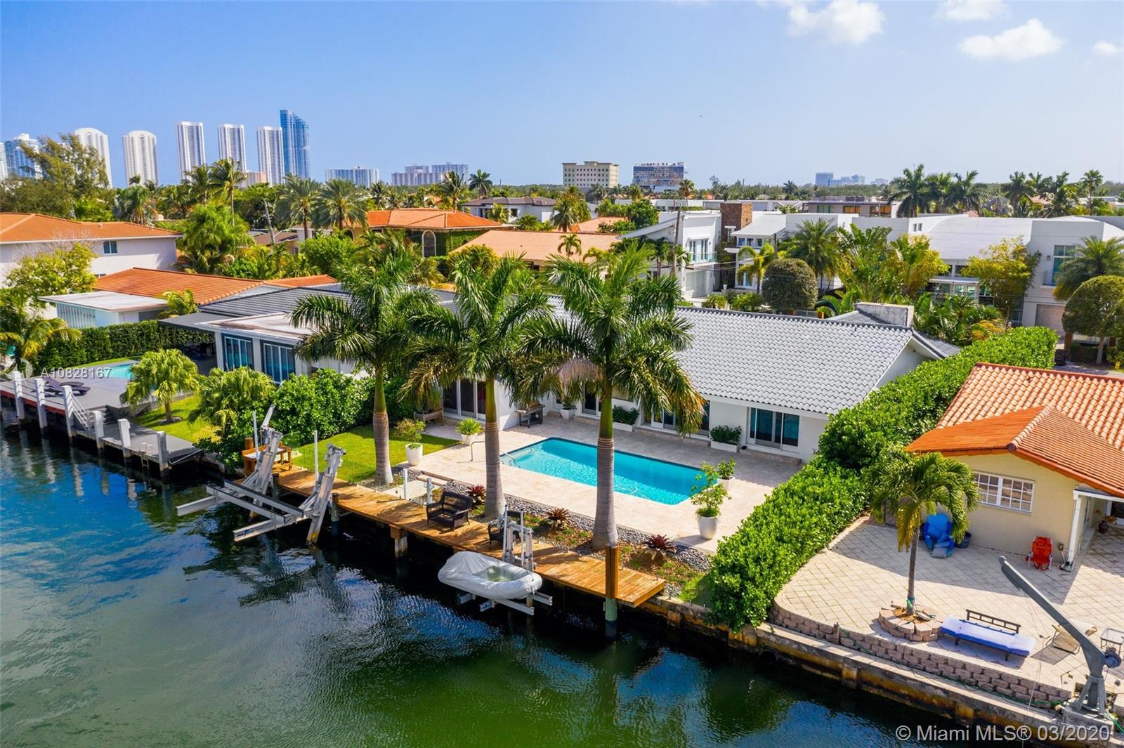 3243 NE 166th St  For Sale A10828167, FL