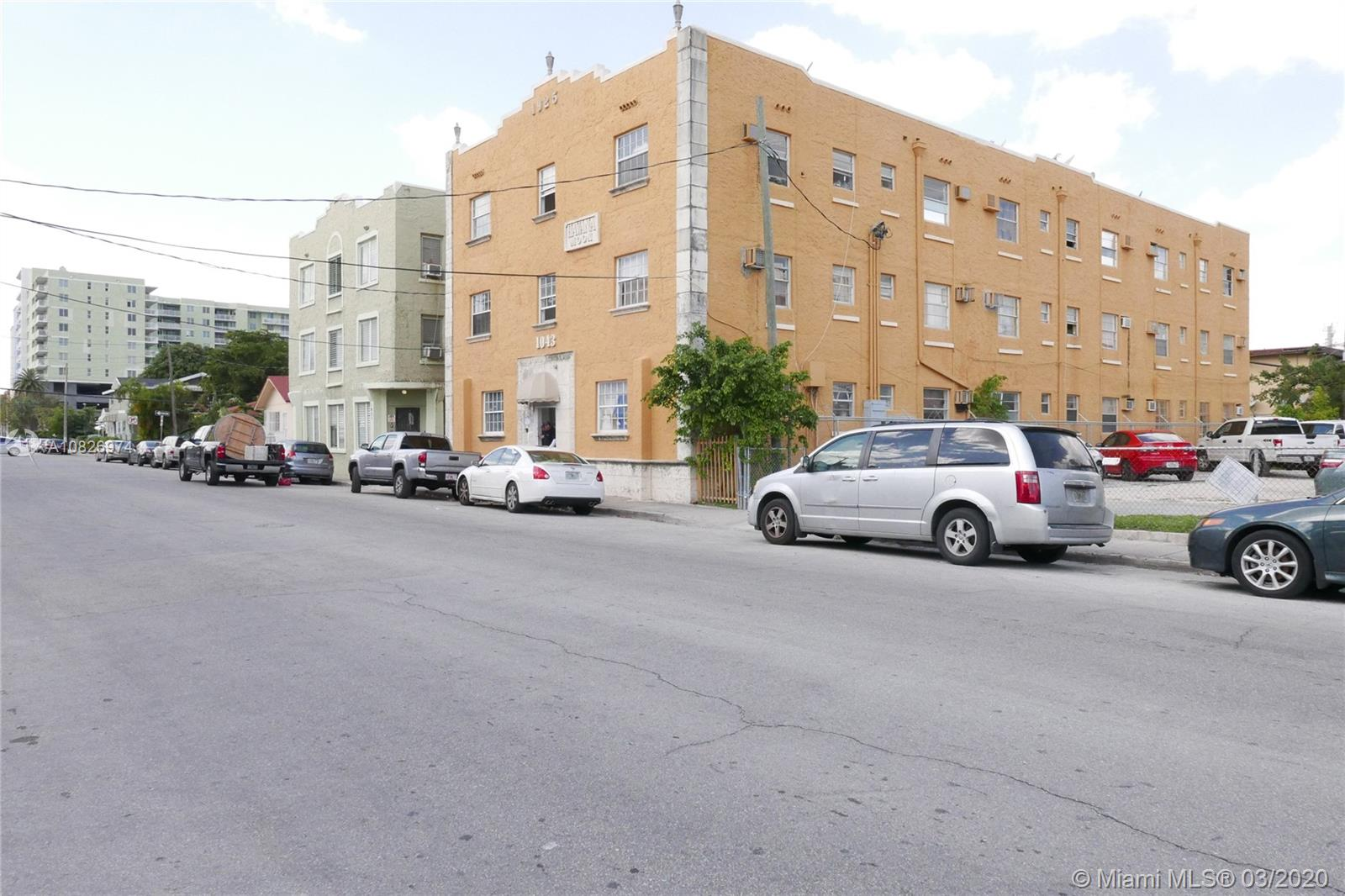 1043 NW 2nd St #16 For Sale A10826974, FL