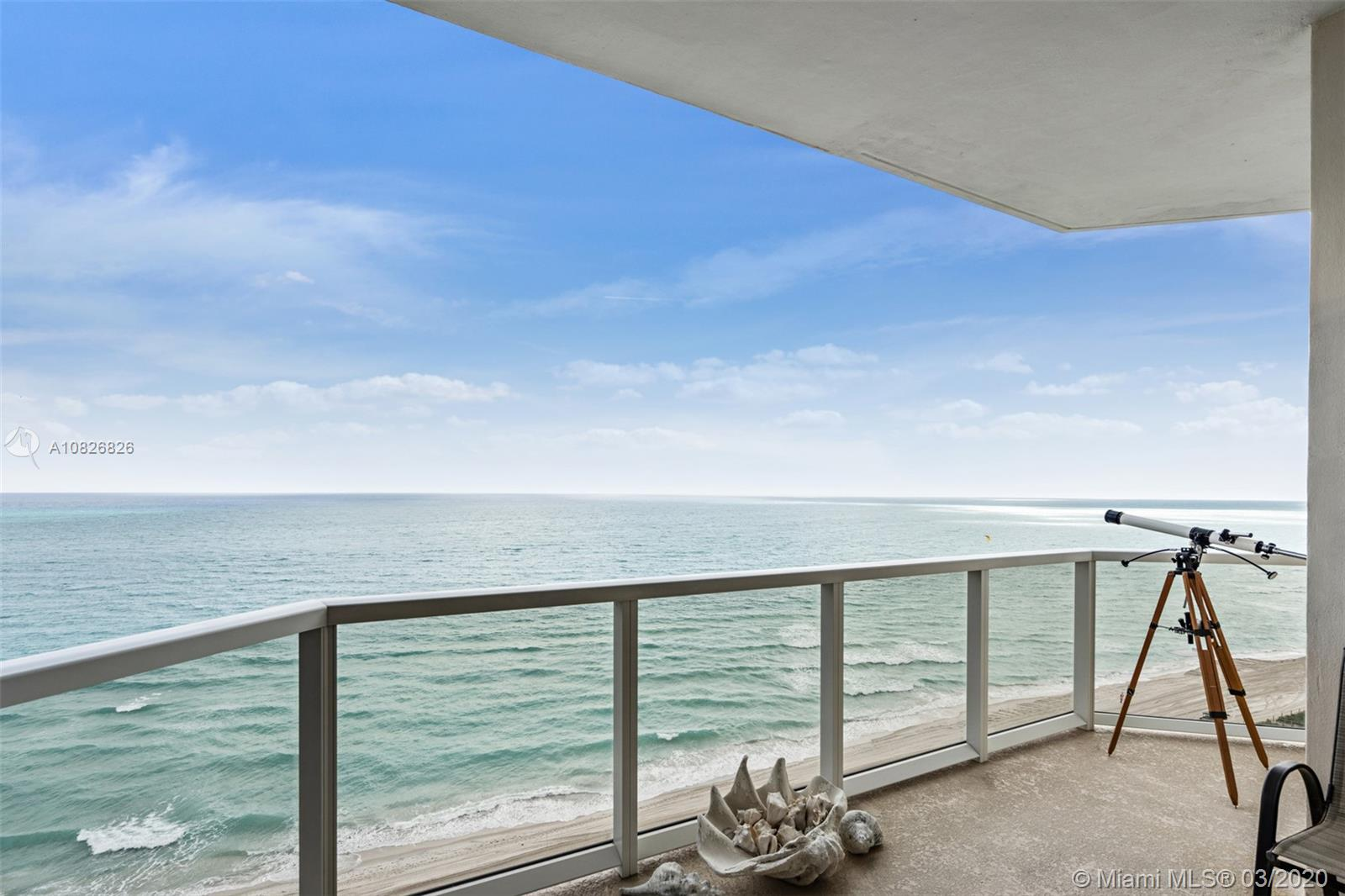 6423  Collins Ave #1705 For Sale A10826826, FL