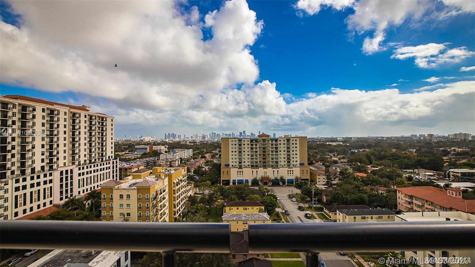 911 E Ponce De Leon Blvd #1601 For Sale A10828384, FL