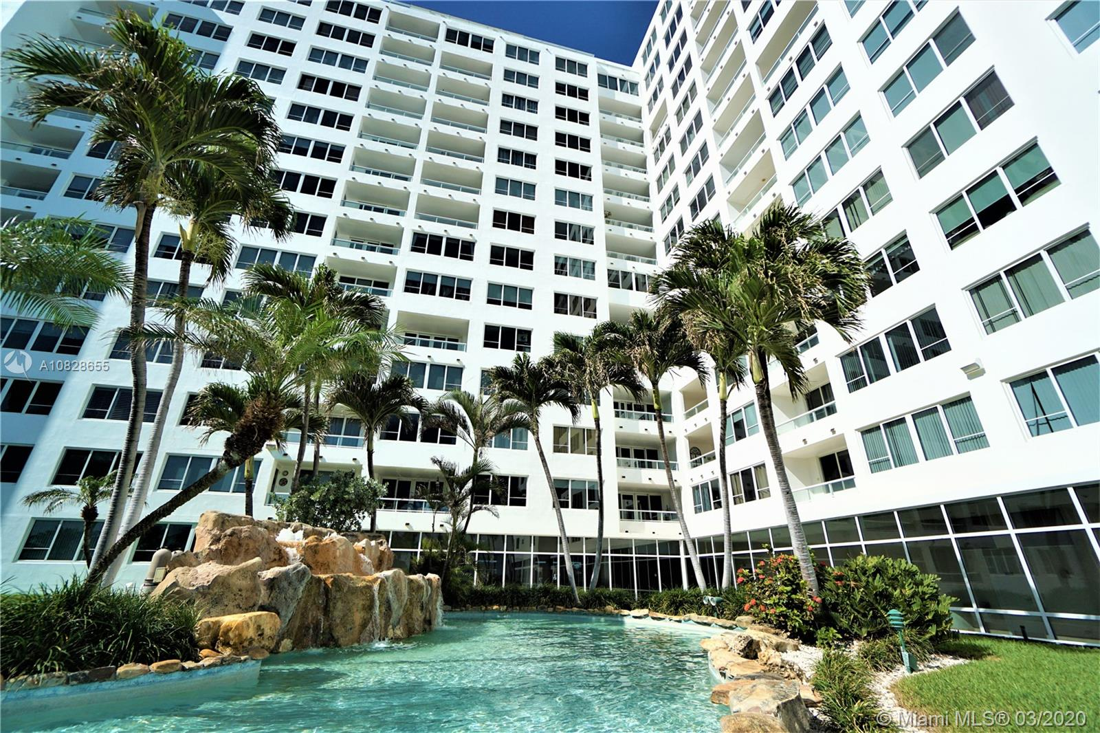 5005  Collins Ave #322 For Sale A10828655, FL