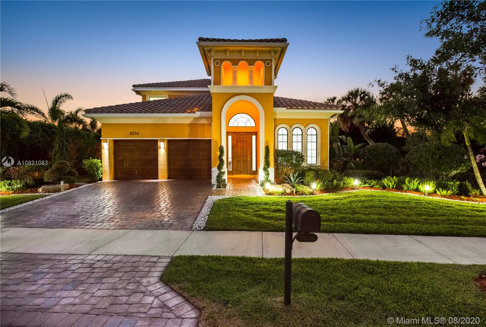 Welcome home to Parkland Golf and Country Club's waterfront paradise with modern-design touches and sophisticated luxury, all nestled on a private lot surrounded by lush landscaping and outstanding views to the lake.   Enjoy dazzling sunsets, and sunrises too!    You will love the attention to detail this spacious 5 bed+loft/3 bath residence with a 3-car garage offers.     Numerous features throughout: Tropical pool area, elegant light fixtures, contemporary staircase and 3D wall panels, spacious loft, upgraded LED lighting inside and outside, custom closets, upstairs laundry, and much more!  One of the bedrooms downstairs is used as an office.    *Experience unmatched lifestyle, fun and exciting activities at the 43,000-square-foot Sports Club*    Call for a private tour today!