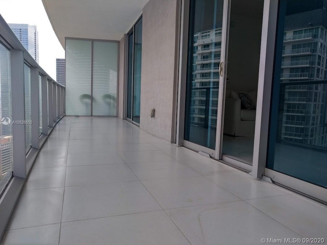Amazing 2/2 Corner unit in reknown Millecento by Pininfarina. Located in the centre of Brickell, walk to work, shop. Access to mayor transportation, train, metro mover, trolly. Unit has open views of city skyline. European kitchen cabinets, 9' ceiling, modern interior design. Unit is partially fursnished. Pet friendly building. Pool, Gym, Movie Theather, Club House with Billiards tables and catering kitchen. Come to see it!. Can be rented with or without furniture.