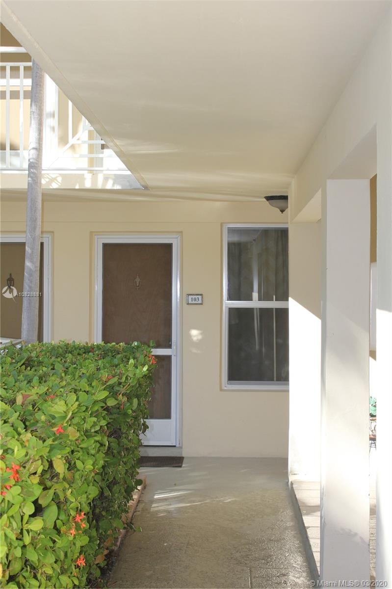255  Sunrise Dr #103 For Sale A10828881, FL