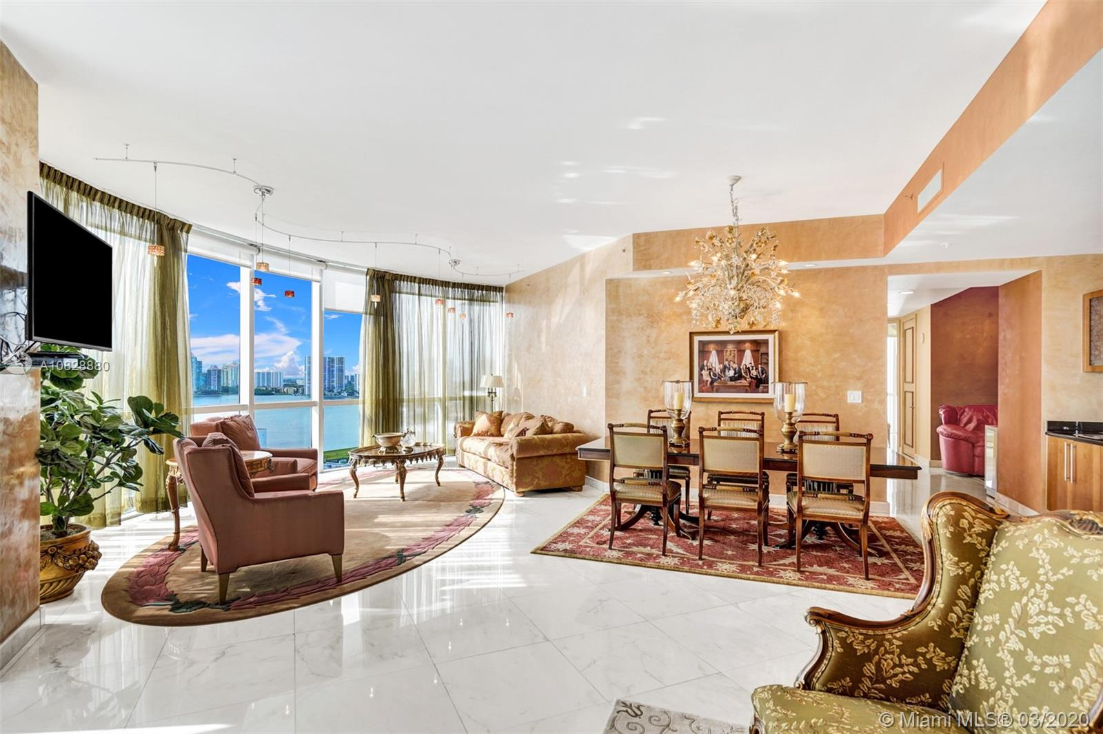 18101  Collins Ave #1601 For Sale A10828880, FL