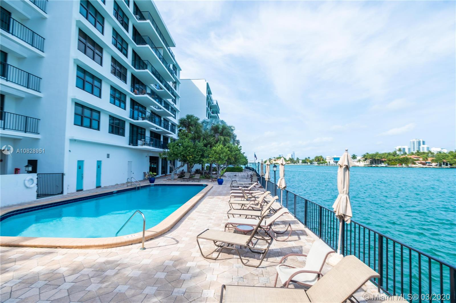 10101 E Bay Harbor Dr #701 For Sale A10828951, FL