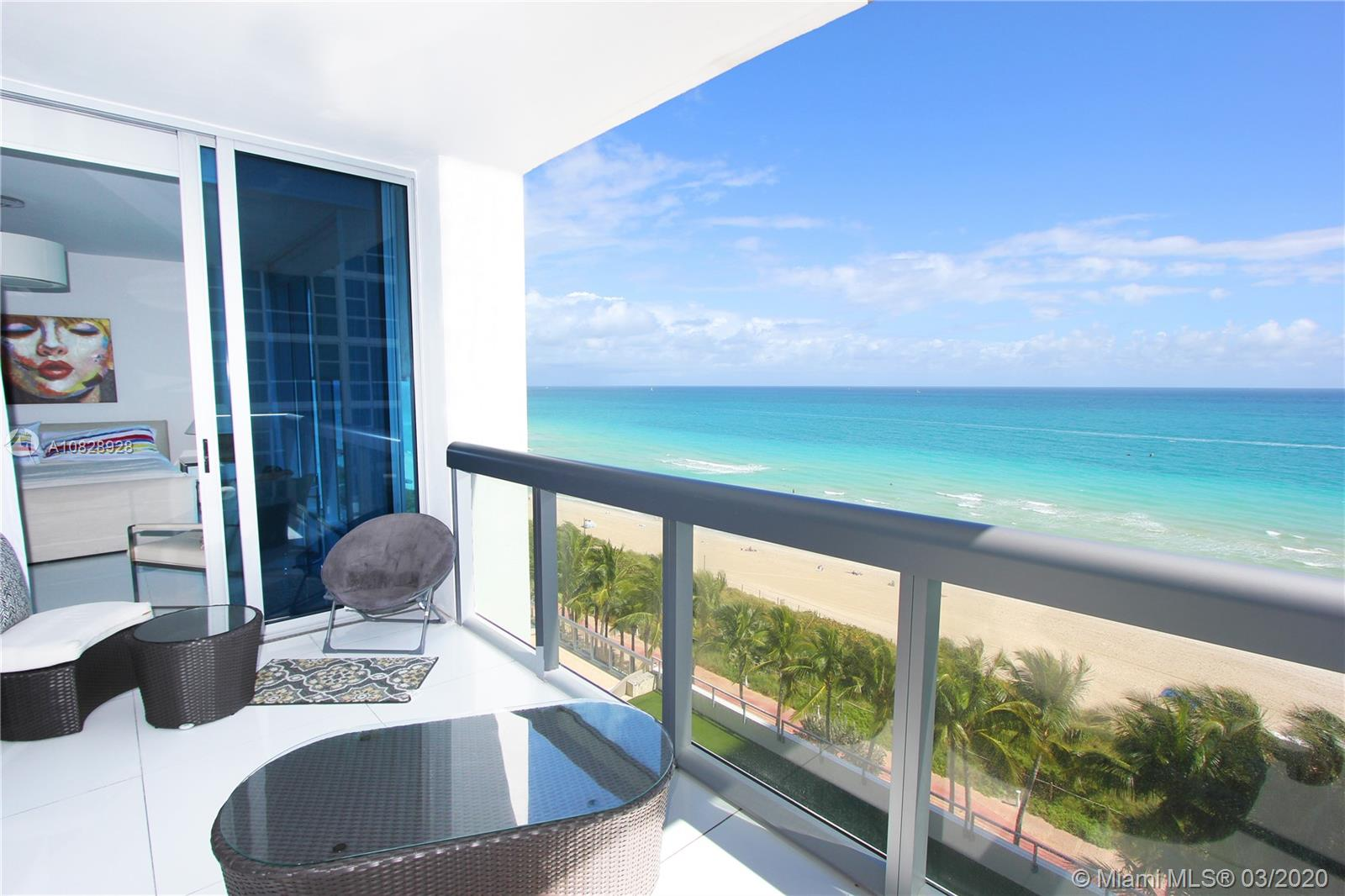 6899  Collins Ave #908 For Sale A10828928, FL