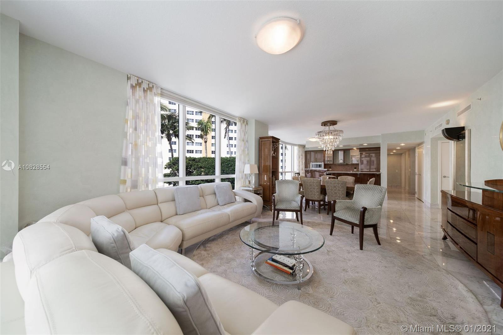 3801  Collins Ave #501 + 502 For Sale A10828554, FL