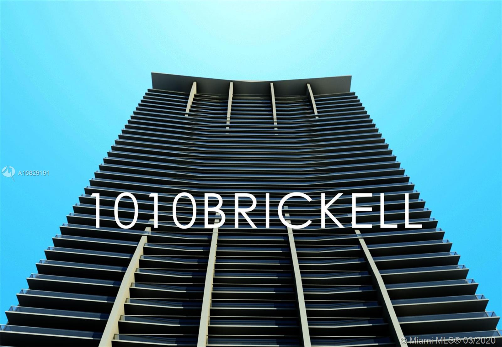 1010  Brickell Ave #2709  For Sale A10829191, FL