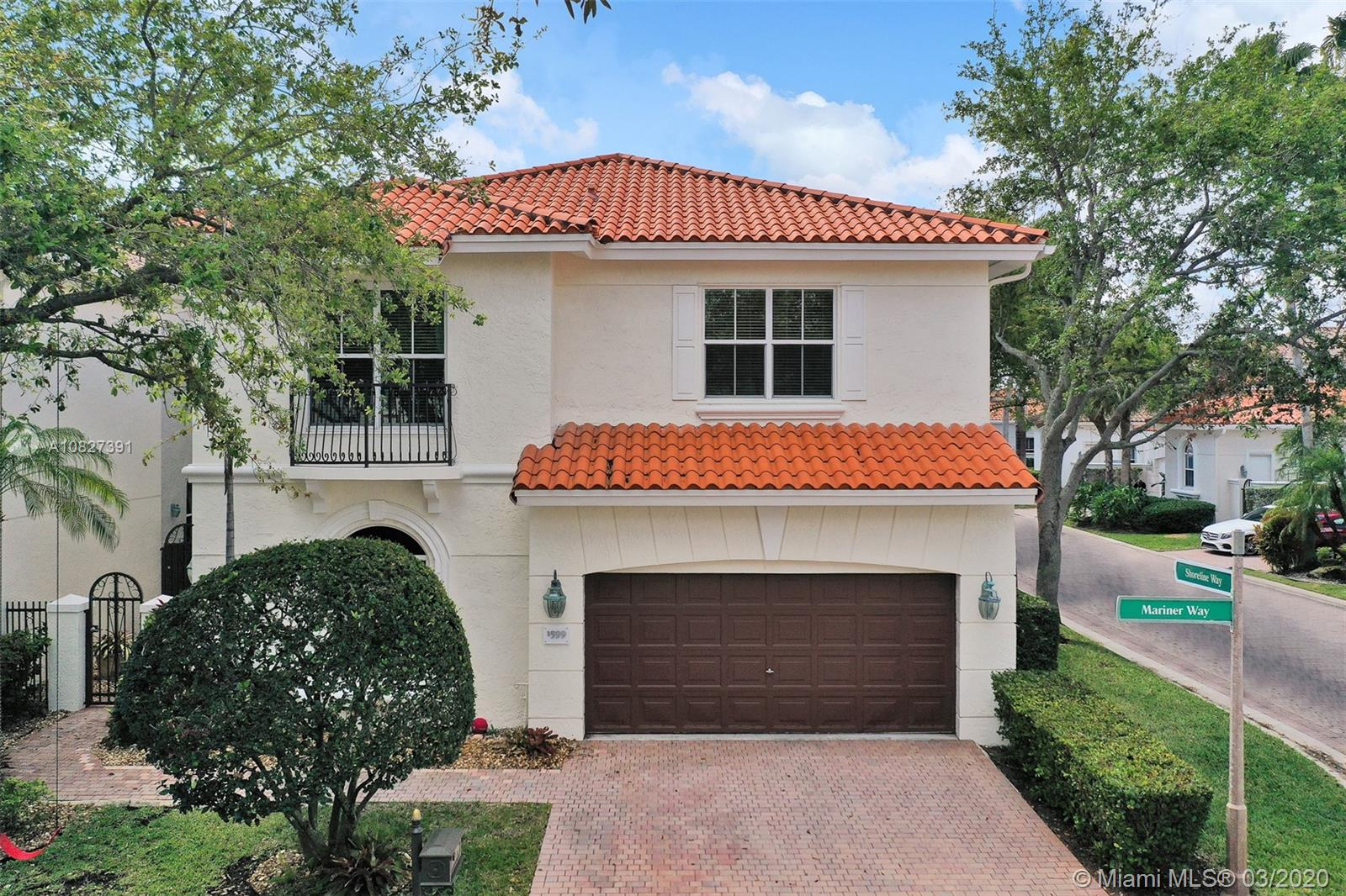 1599  MARINER WY  For Sale A10827391, FL