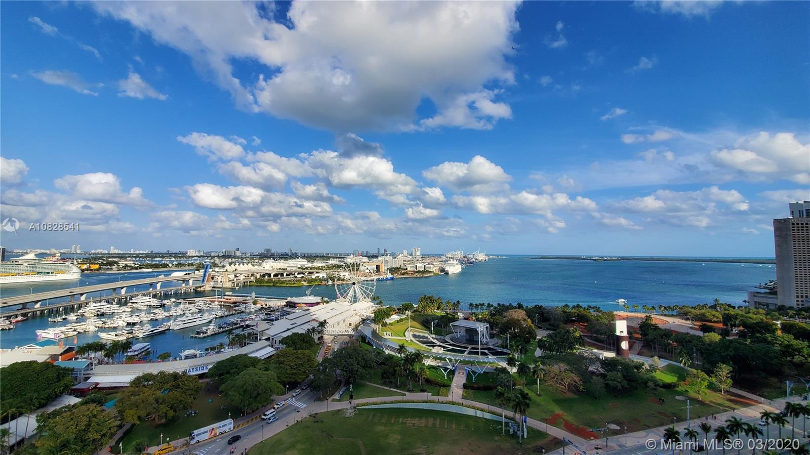 244  Biscayne Blvd #2202 For Sale A10828541, FL
