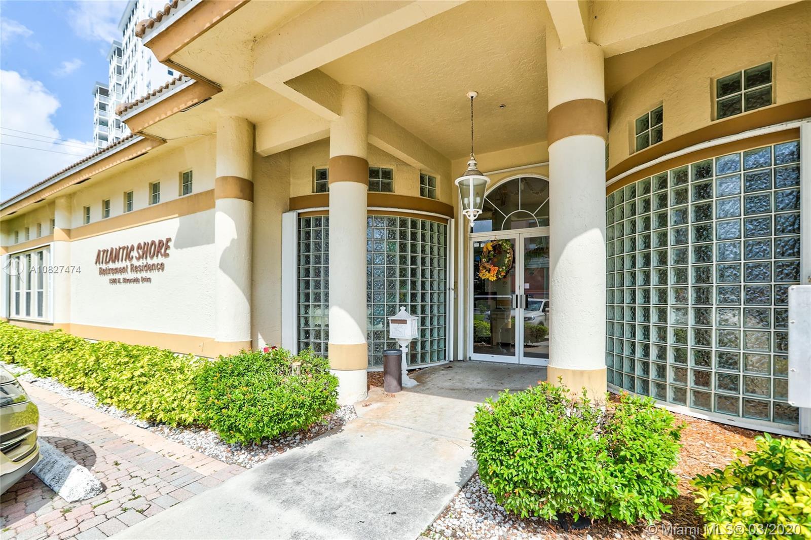 1500 N Riverside Dr  For Sale A10827474, FL