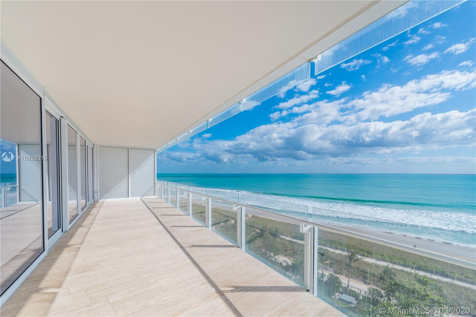 9001  Collins Ave #S-707 For Sale A10829315, FL