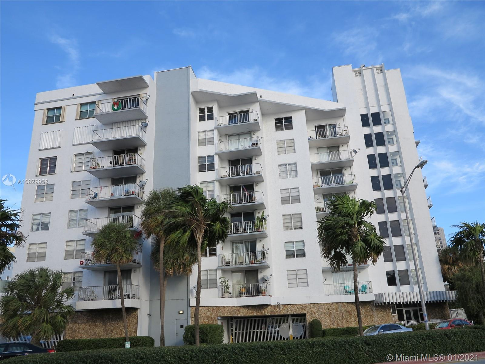 6801  Indian Creek Dr #808 For Sale A10829958, FL