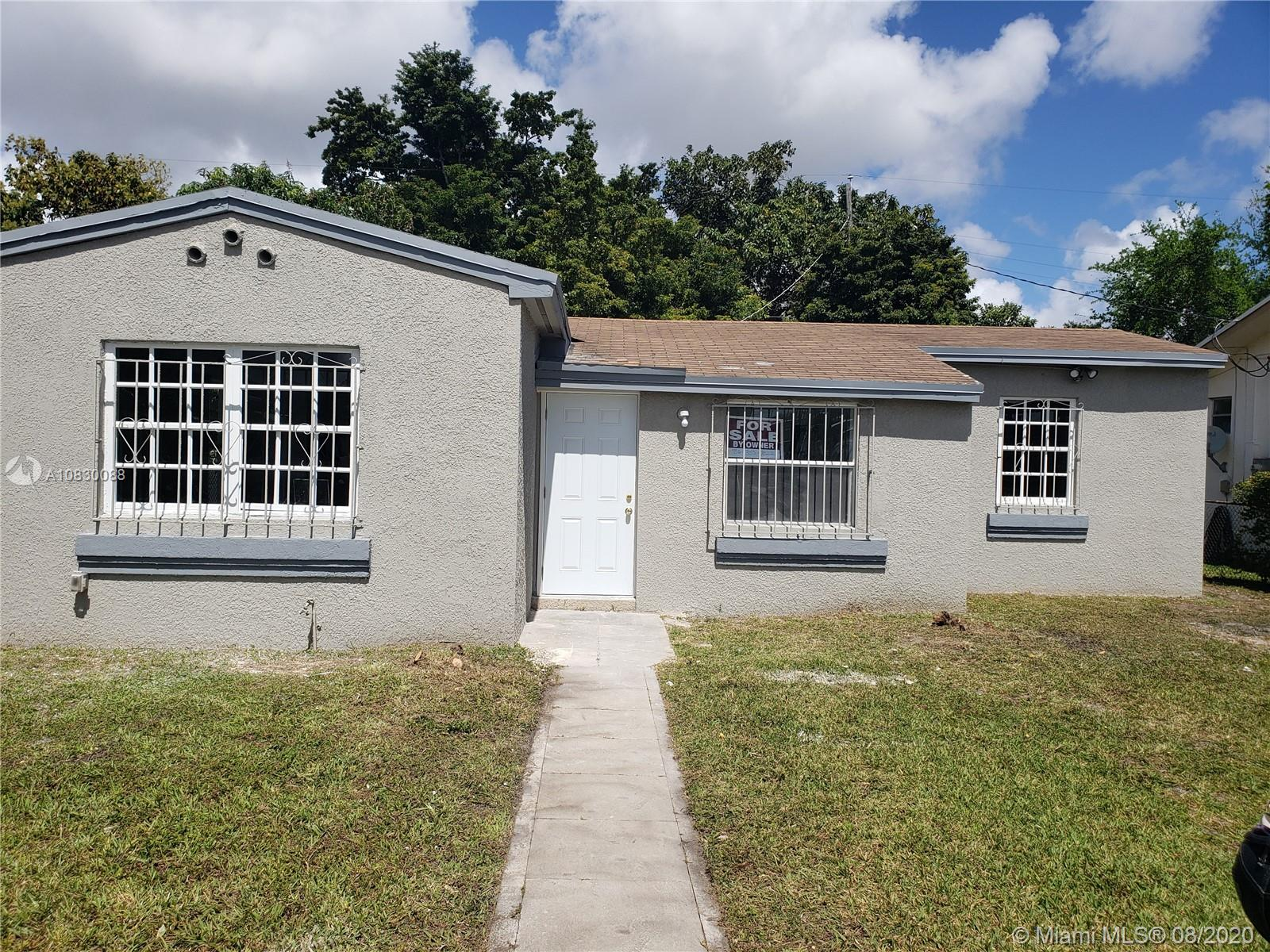 1021 NW 73rd St  For Sale A10830088, FL