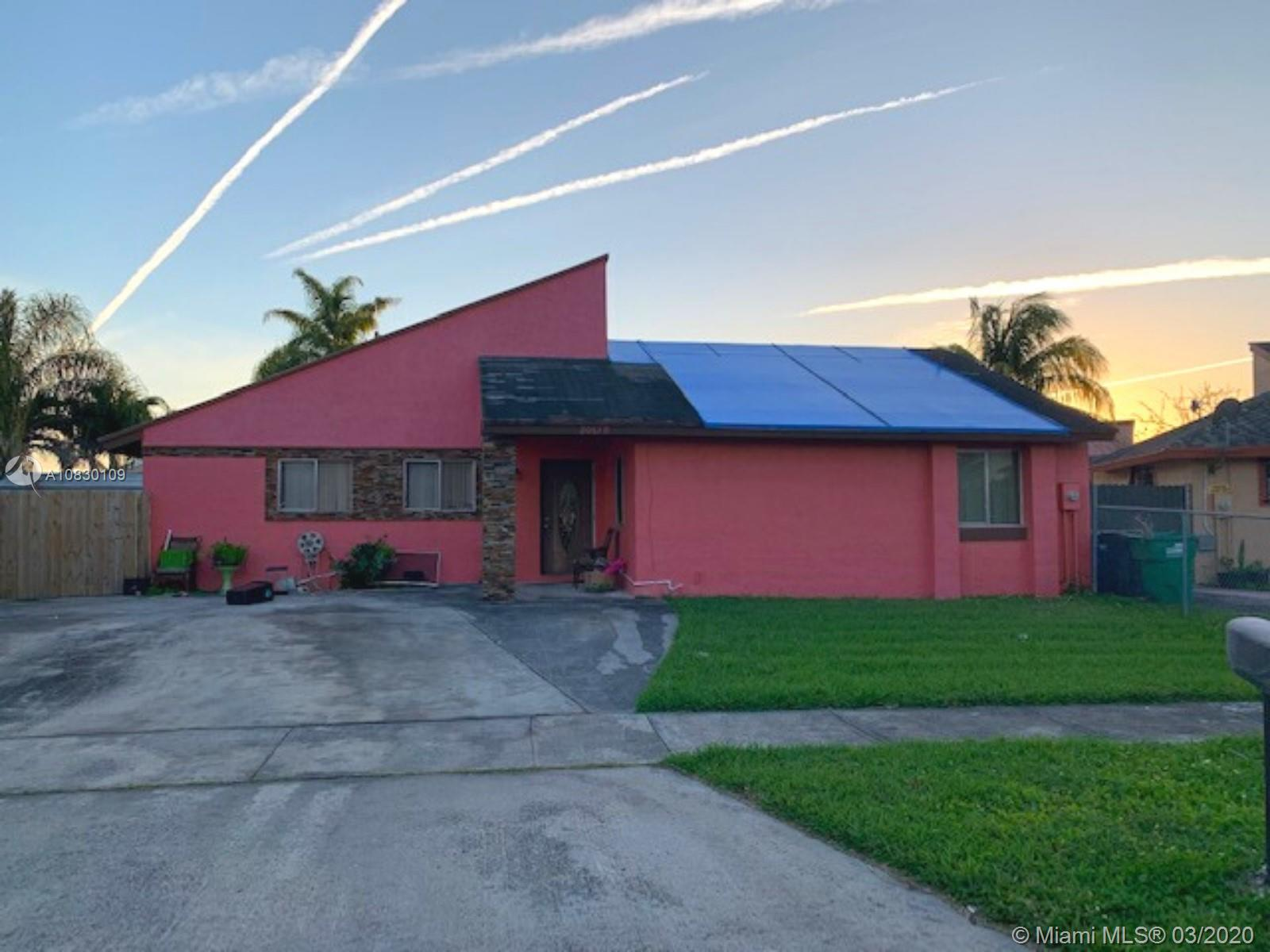 20830 SW 122nd Pl  For Sale A10830109, FL
