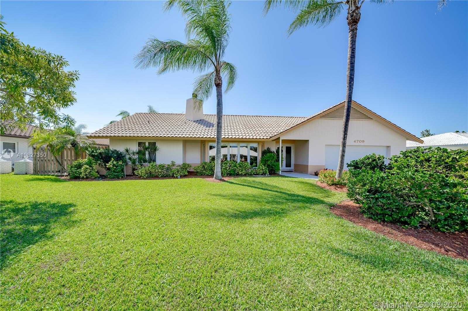 4709 NE 23rd Ave  For Sale A10827350, FL