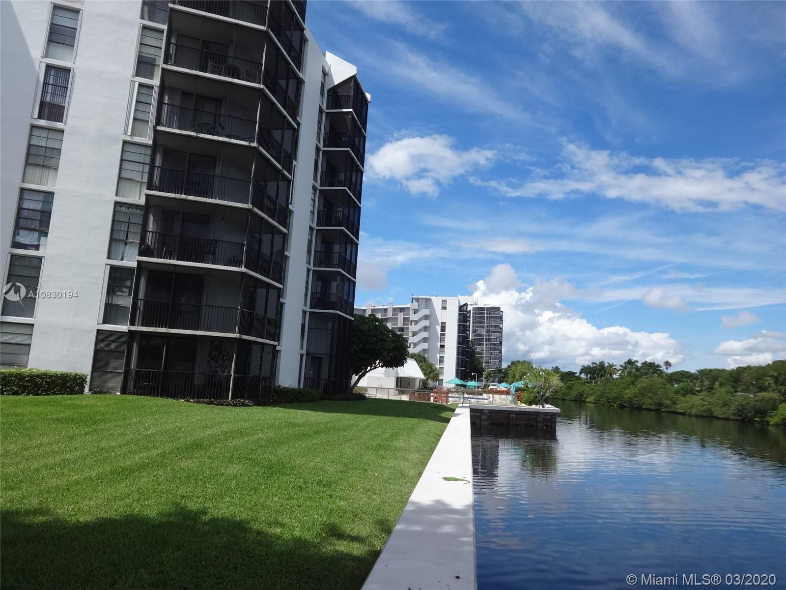 3475 N Country Club Dr #814 For Sale A10830194, FL