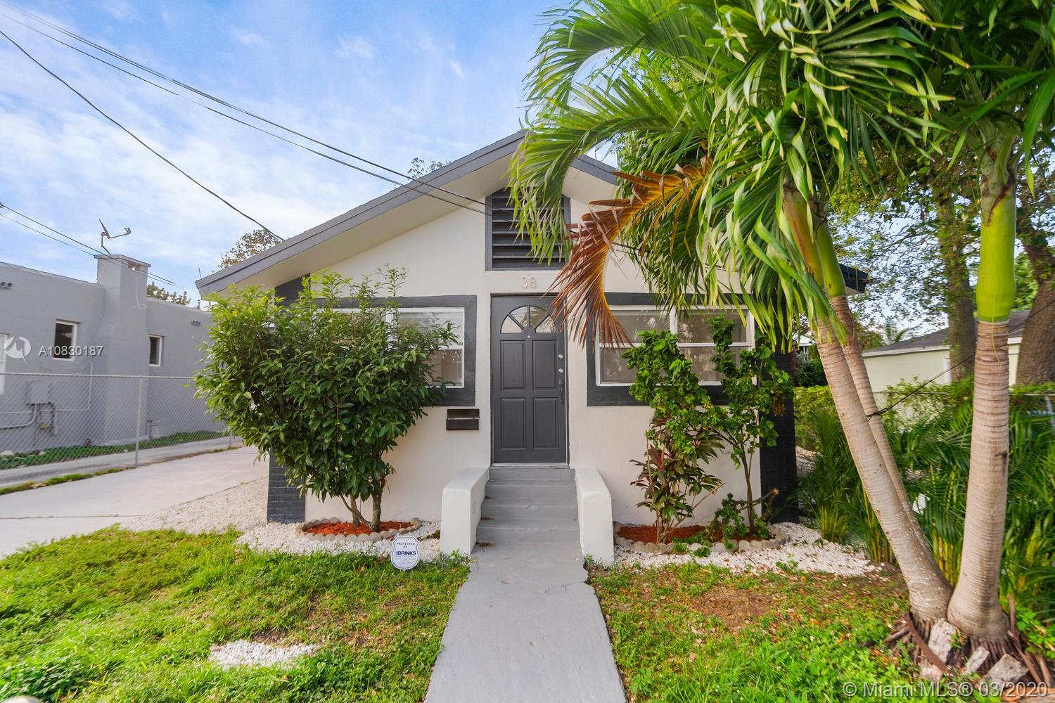 38 NW 53rd St #1 For Sale A10830187, FL