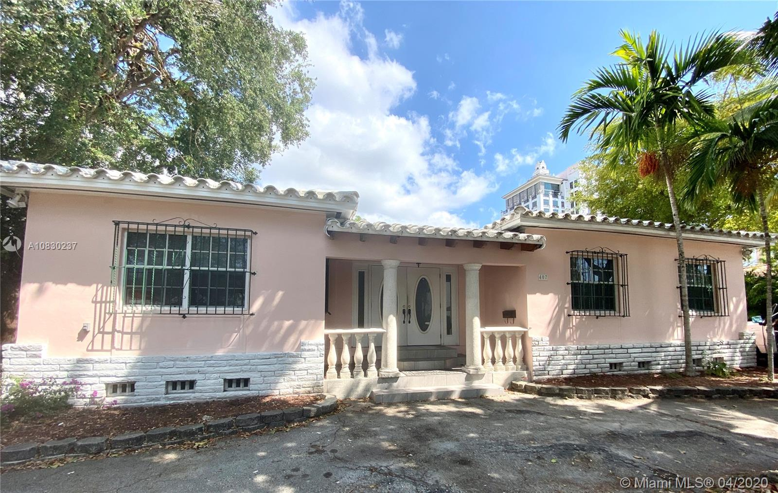 407  Aragon Ave  For Sale A10830237, FL