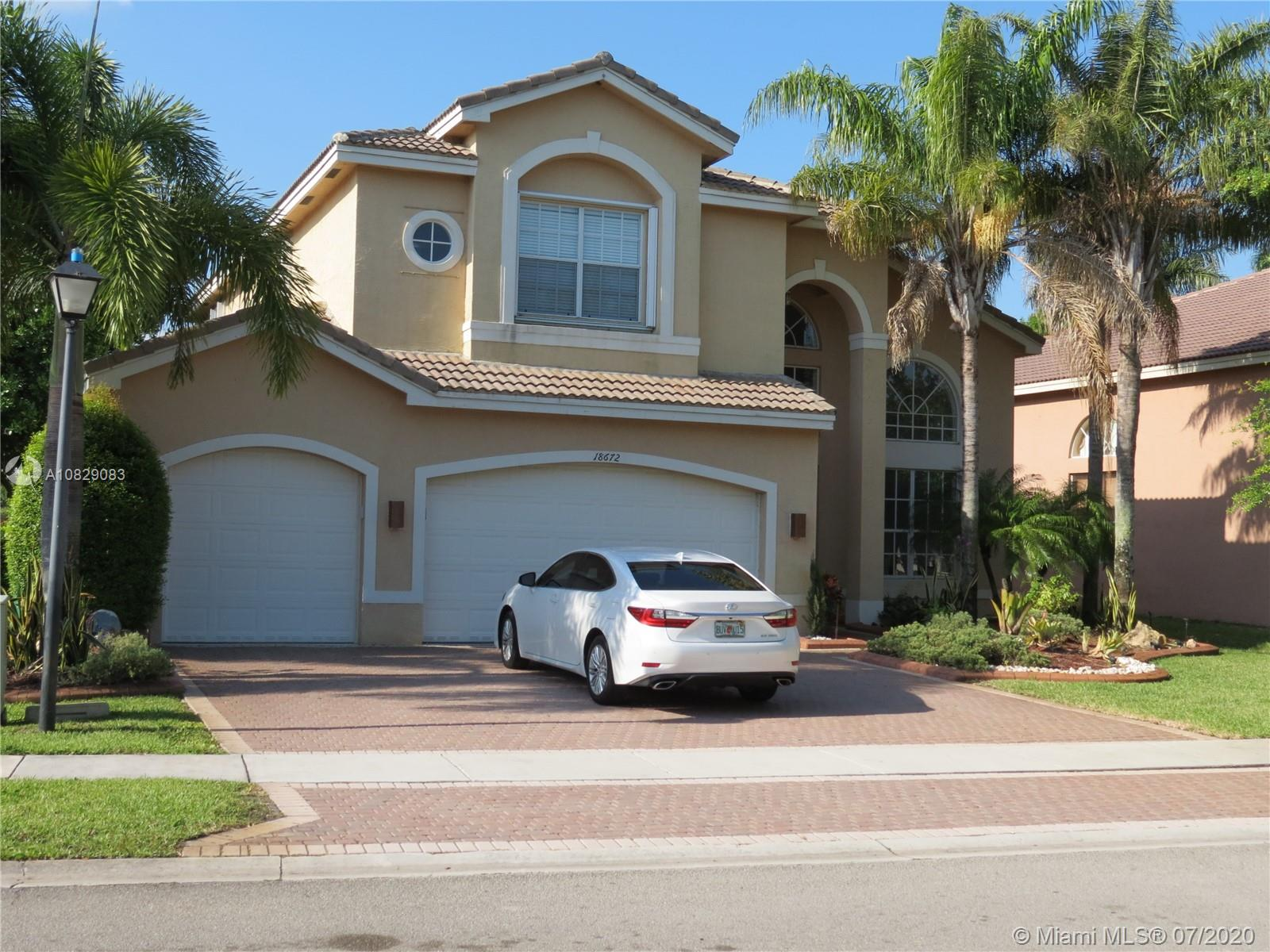 18672 SW 55th St  For Sale A10829083, FL