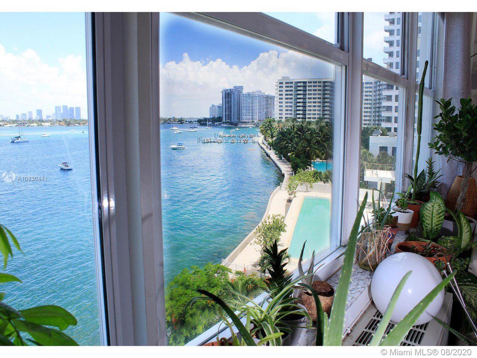 1250  West Ave #5W For Sale A10830441, FL