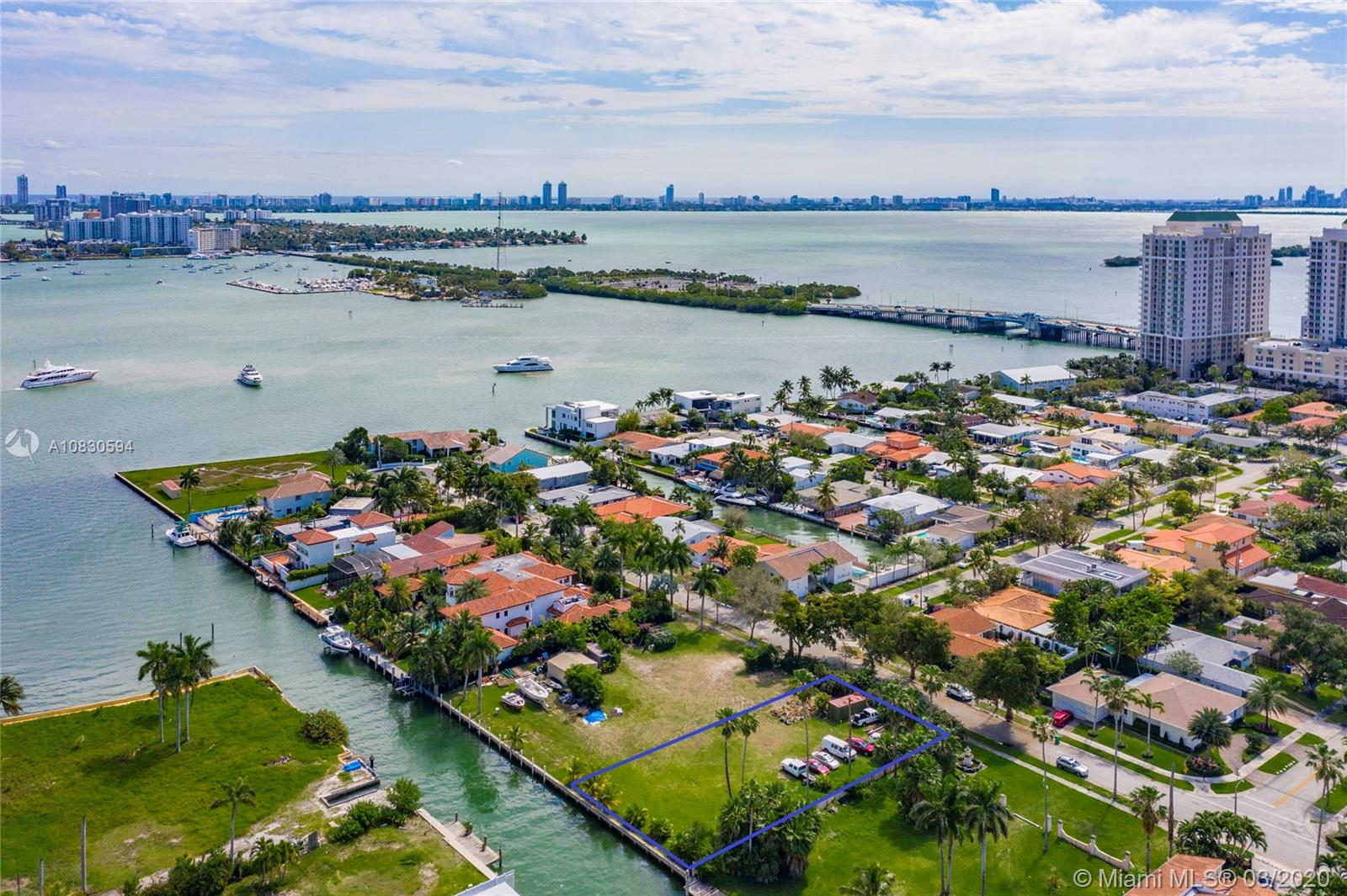 1101 NE 83rd St  For Sale A10830594, FL