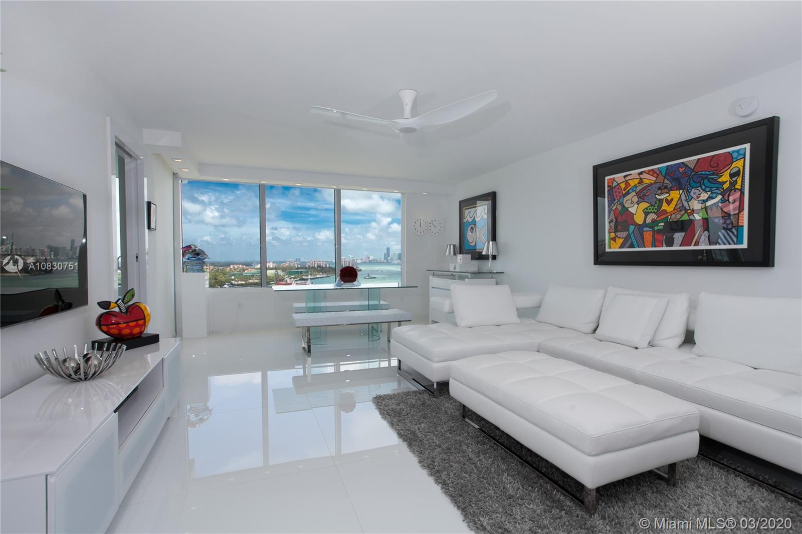 400 S Pointe Dr #1501 For Sale A10830751, FL