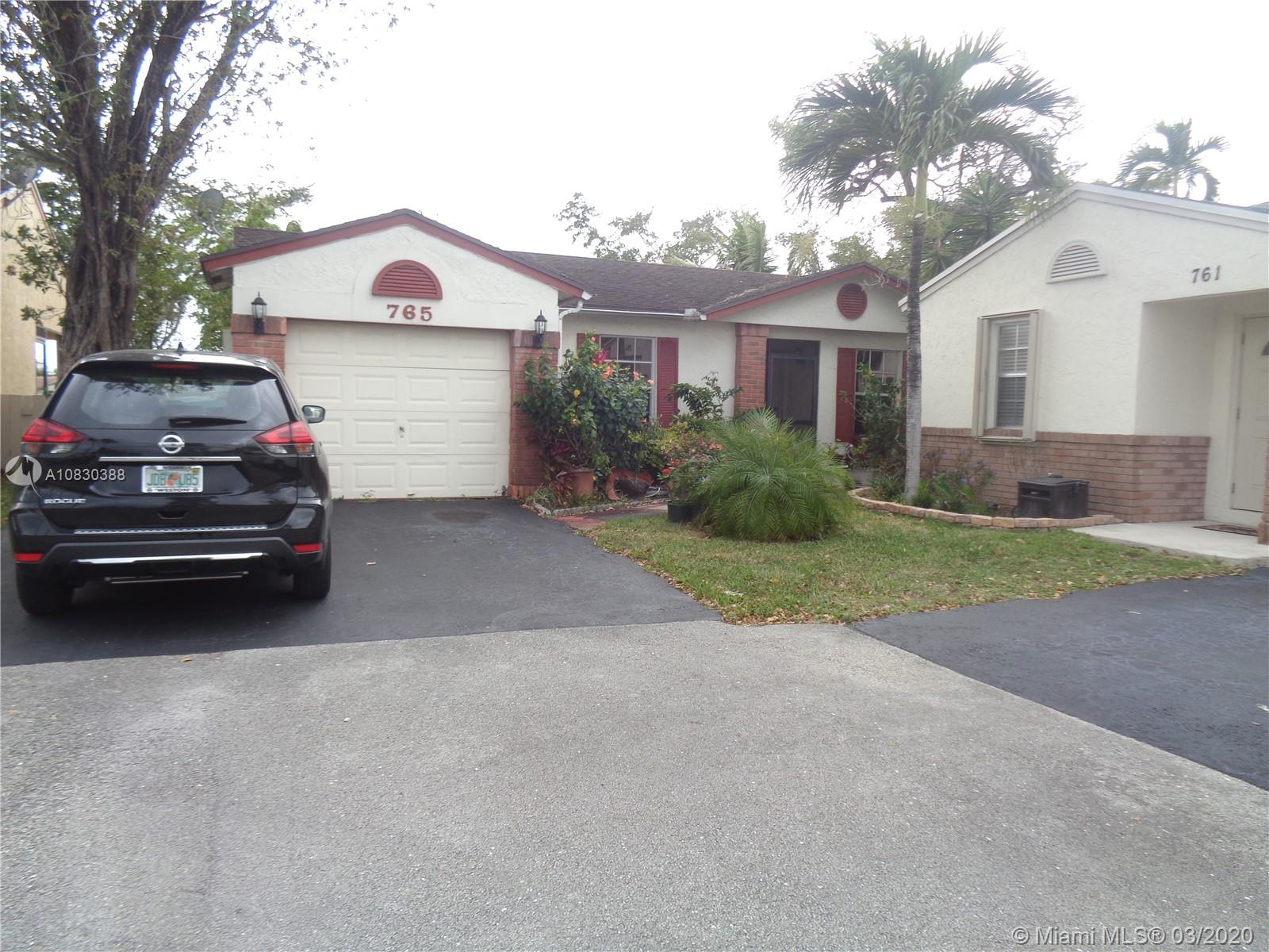 765  Cumberland Ter  For Sale A10830388, FL