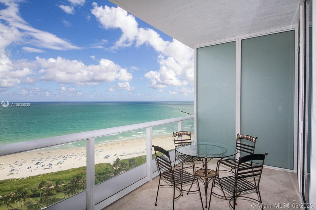 100 S Pointe Dr #1807 For Sale A10830636, FL