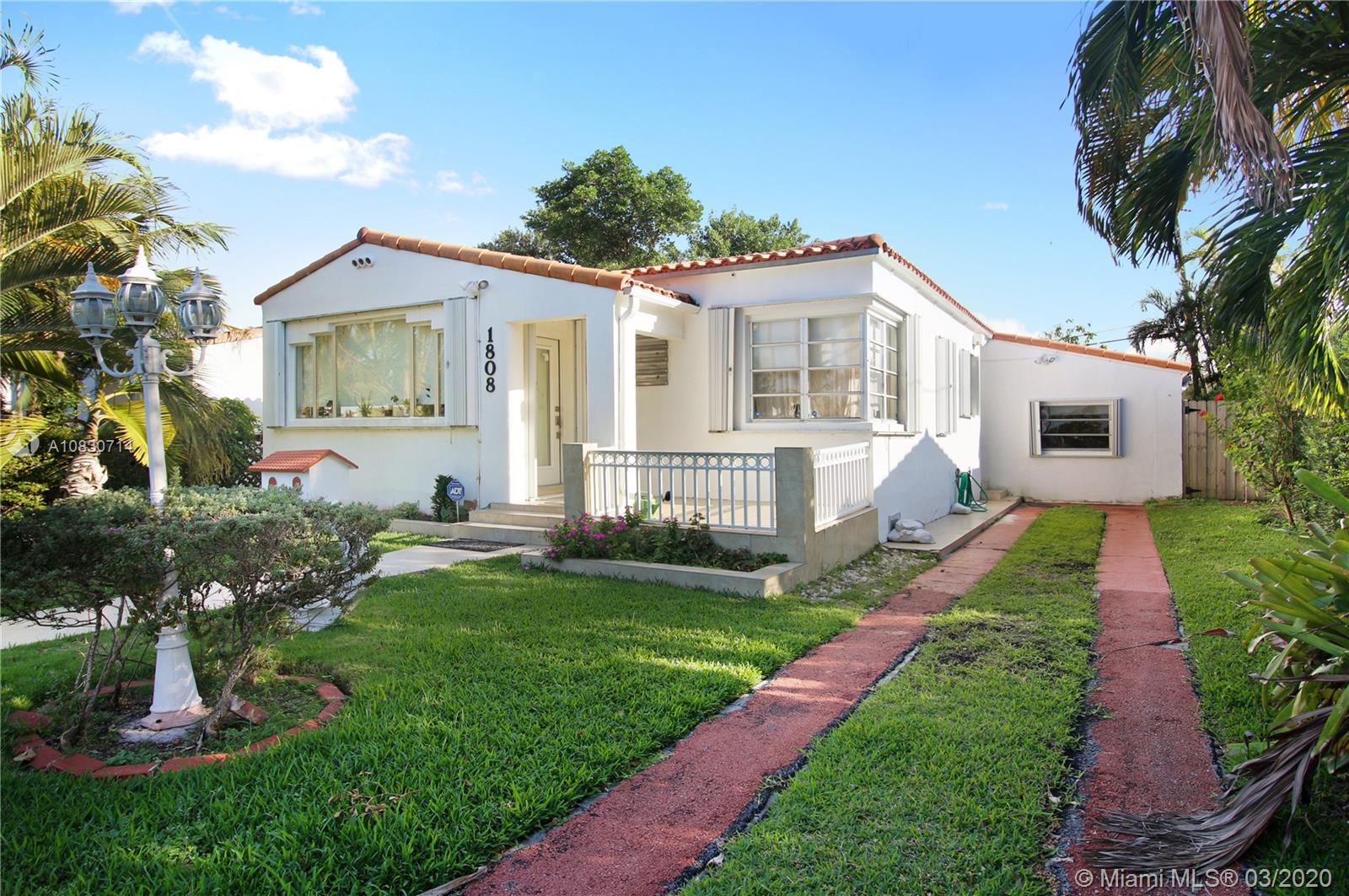 1808  71st St  For Sale A10830714, FL