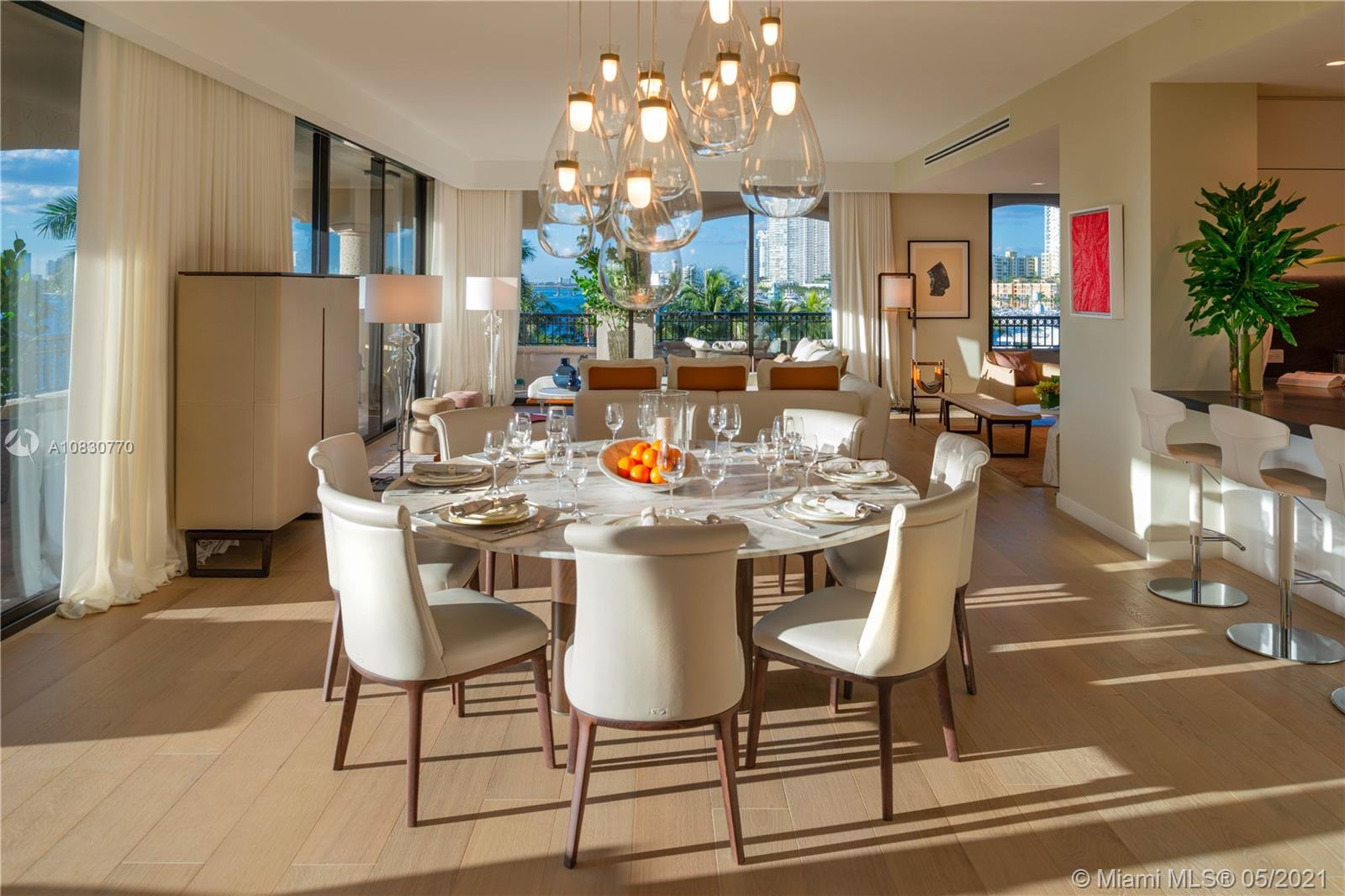 6841  Fisher Island Drive #6841 For Sale A10830770, FL